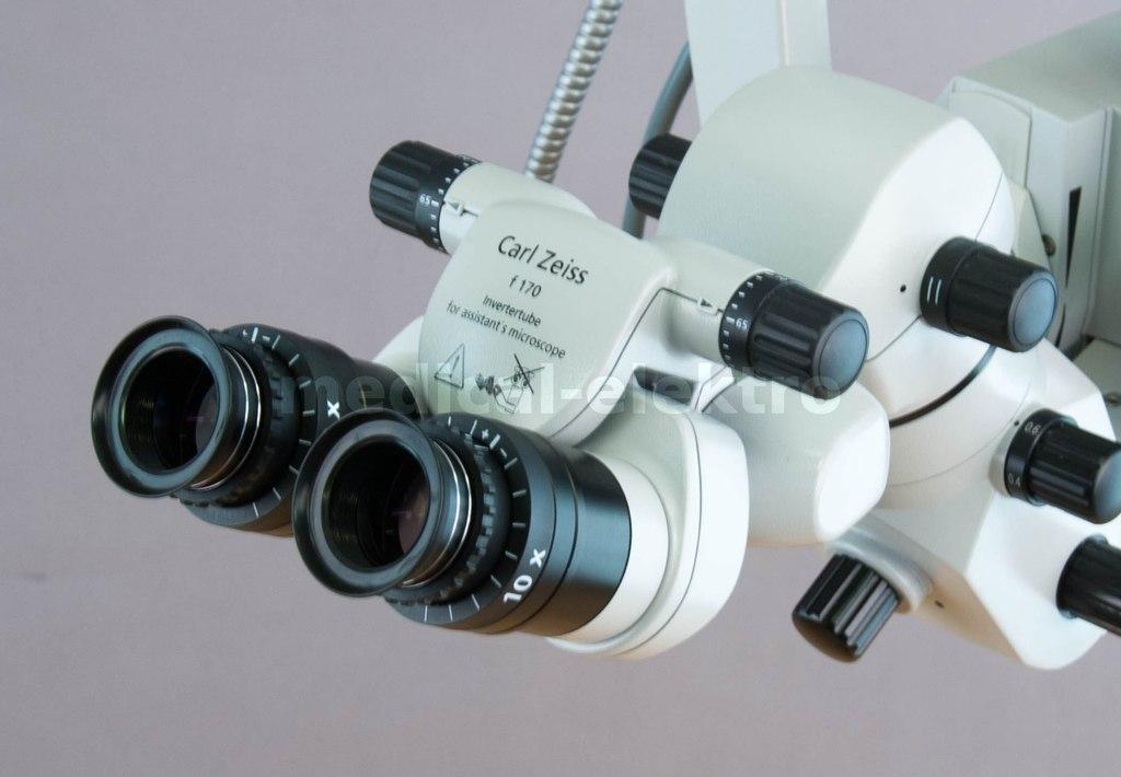 Op mikroskop zeiss opmi visu doc market