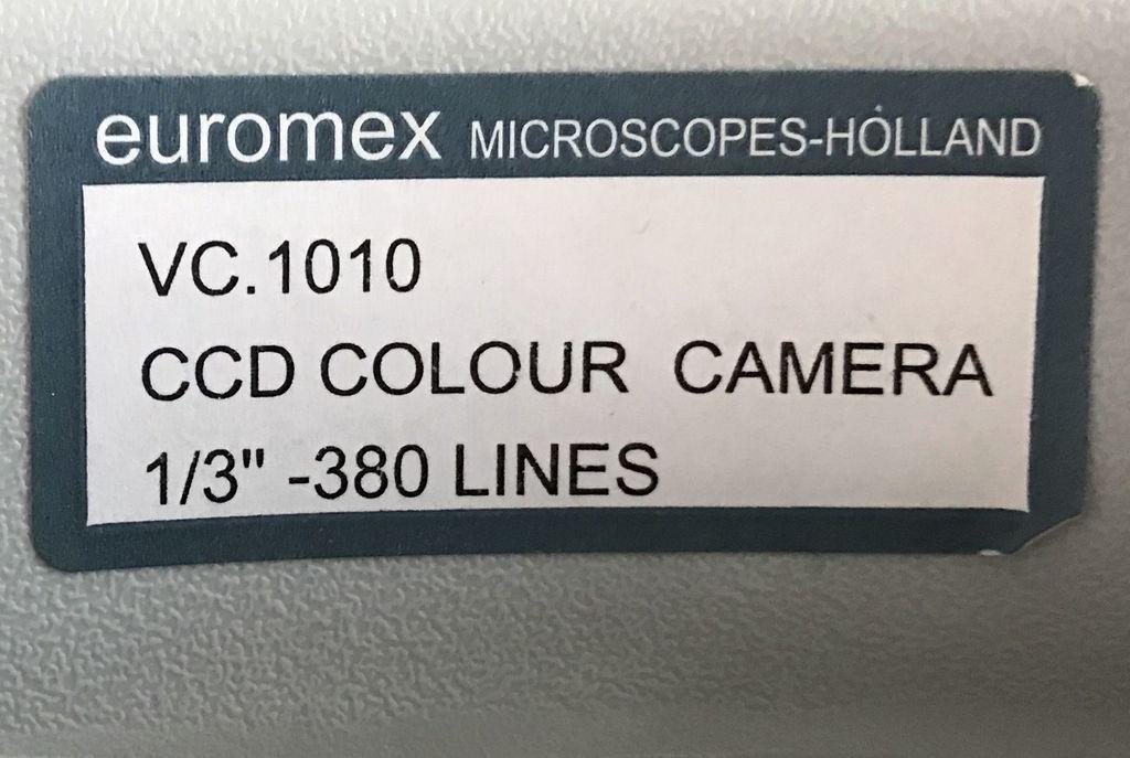 Euromex bioblue mikroskop doc market