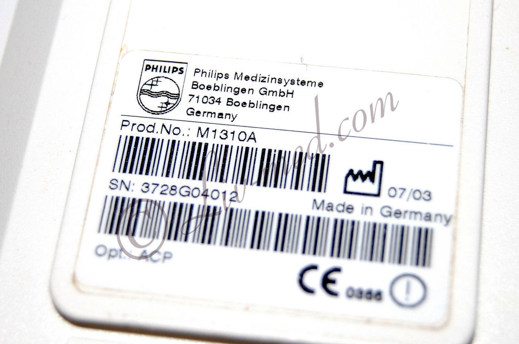 Philips HP M1310A Transducer
